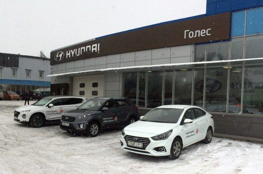 Hyundai Santa Fe. первый тест-драйв в Гомеле