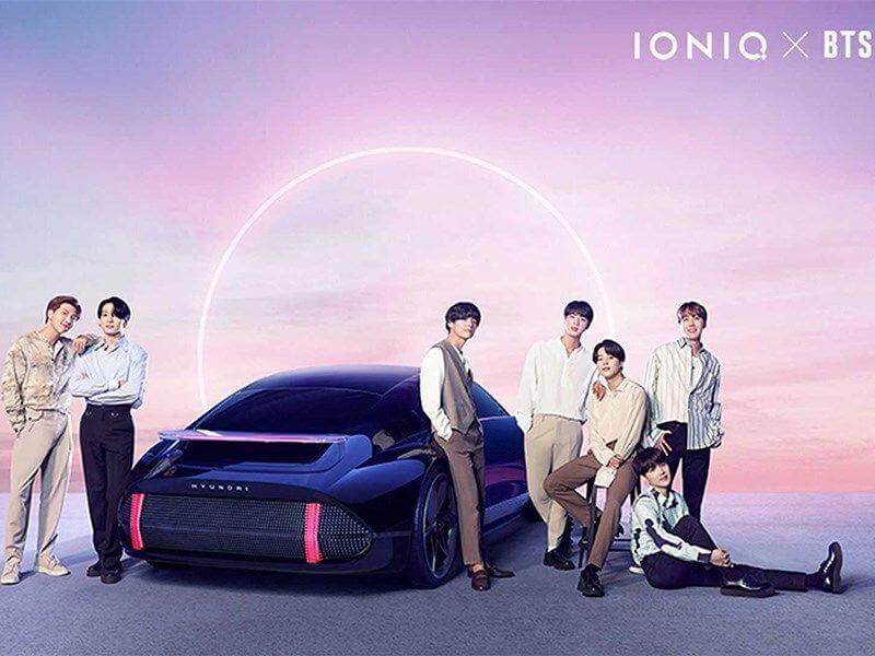 Электромобили Hyundai теперь и в песнях!