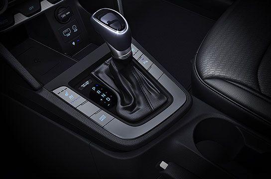 6-ступенчатая автоматическая коробка передач