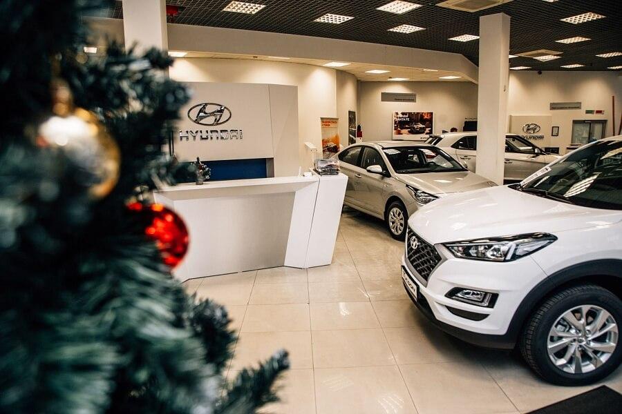 Время работы автоцентров Hyundai  в праздничные дни!